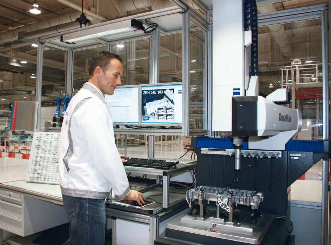Technicien métrologie mesures et contrôles 3D (H/F)