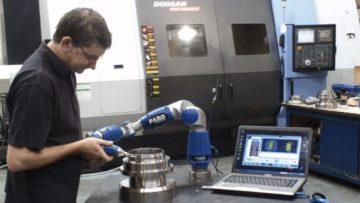Technicien mesures et contrôles 3D - Bras & Laser Tracker (H/F)