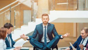 Méditer pour mieux manager