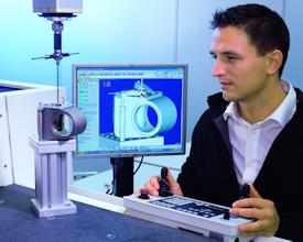 Technicien mesures et contrôles 3D (H/F) confirmé