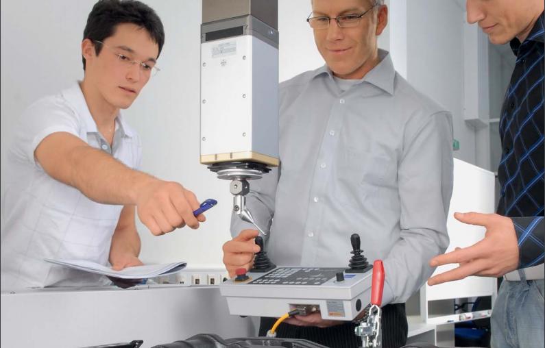Technicien/Ingénieur référent qualité contrôle 3D (H/F)