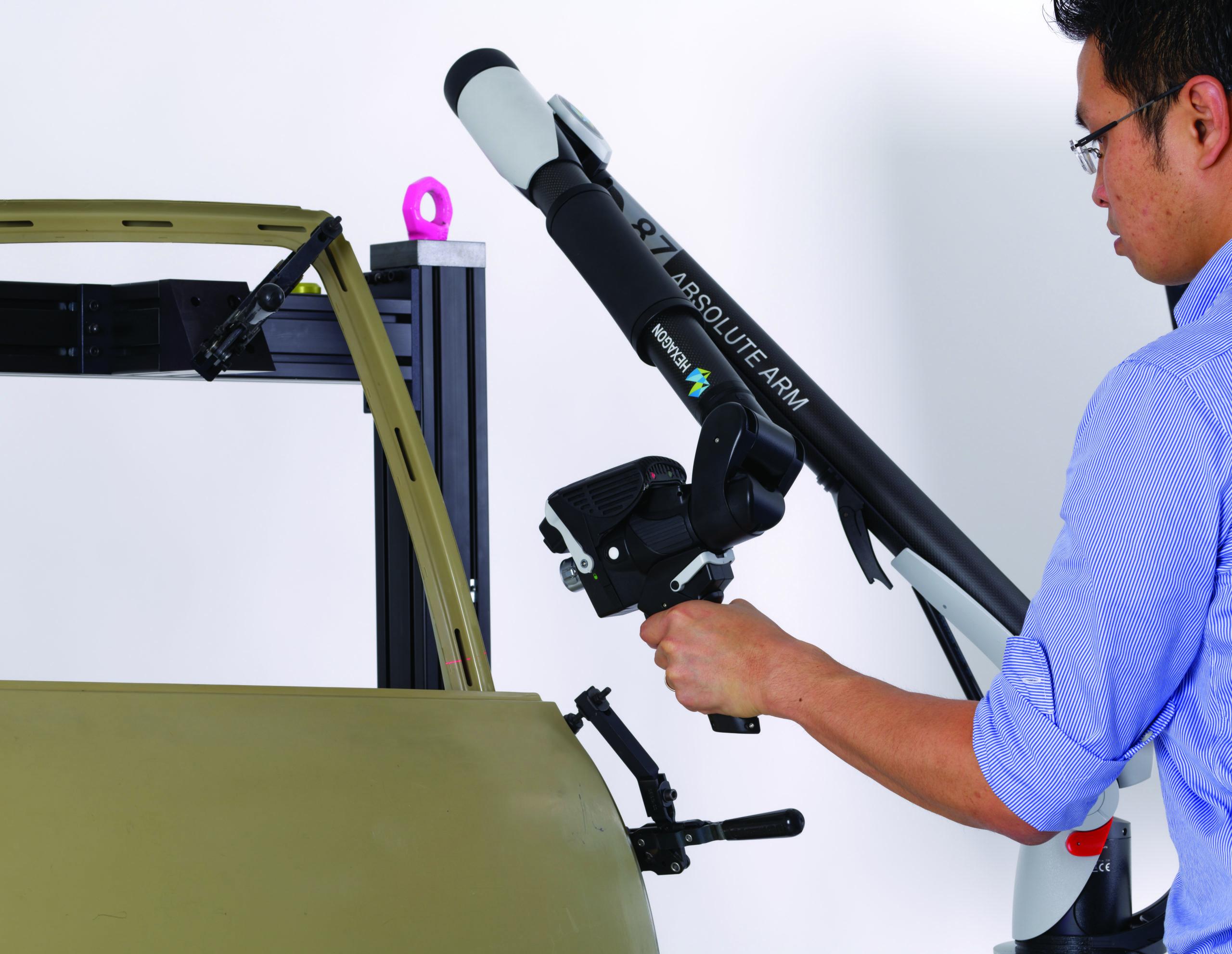 Technicien métrologie mesures contrôles 3D Laser-tracker (H/F)