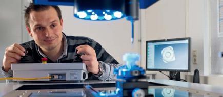 Technicien Mesures Contrôles 3D (MCOSMOS)
