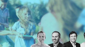 Témoignages : 4 pères se livrent sur leur équilibre vie pro et vie perso