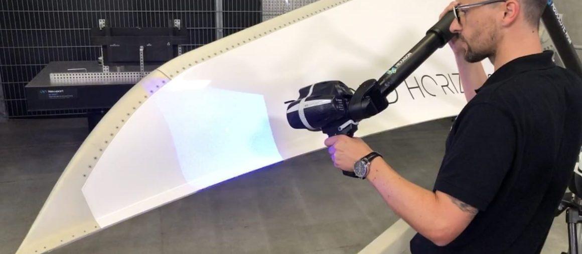 Une technologie de scanning à lumière blanche associée à un bras de mesure portable