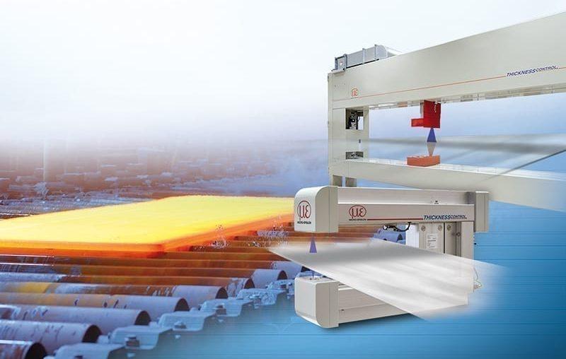 Systèmes de mesure d'épaisseur précis et économiques pour le laminage à chaud