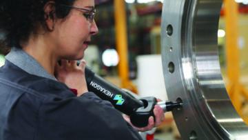 Technicien mesures et contrôles 3D Bras/Tracker 3D (H/F)