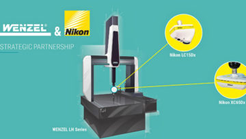 Wenzel et Nikon Metrology entament un partenariat de distribution