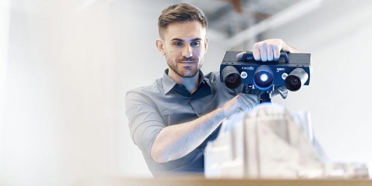 Technicien mesures et contrôles 3D photogrammétrie (H/F)