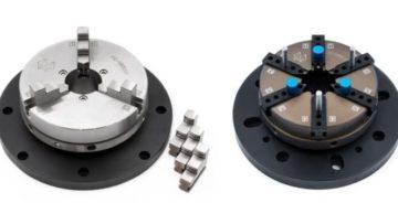 Des mandrins pour optimiser la mesure de pièces cylindriques et de révolution