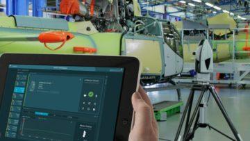 Une solution de gestion de performance de ressources pour des laser trackers