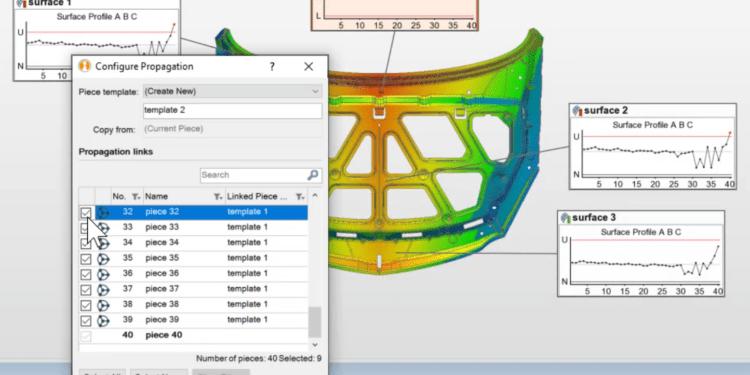 Une nouvelle solution d'analyse dimensionnelle 3D et de contrôle de la qualité