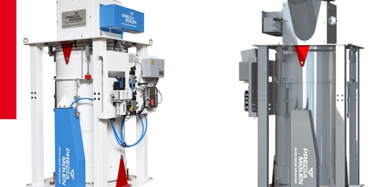 Des bascules de circuit répondant aux besoins de pesage automatique de farines de céréales