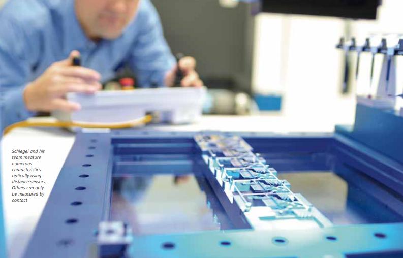 Technicien en métrologie mesures & contrôles 3D (F/H)