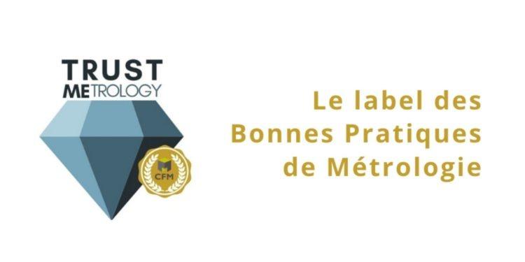 Nouveau label bonnes pratiques en métrologie