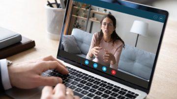 Cinq points clés pour réussir un entretien à distance