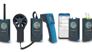 Une nouvelle gamme complète d'appareils pour couvrir tous les besoins de mesure HVACR