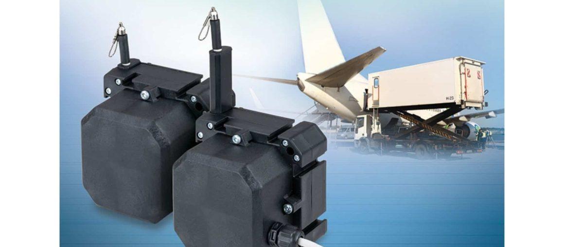 Capteurs de déplacement à fil tendu modernes pour les applications industrielles