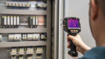 Nouvelle caméra thermique avec gestion automatique des images