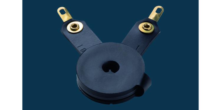 Capteur de force capacitif en silicone