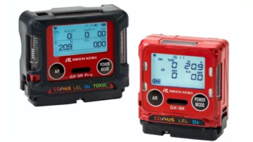 Un détecteur multi-gaz portable compact et léger