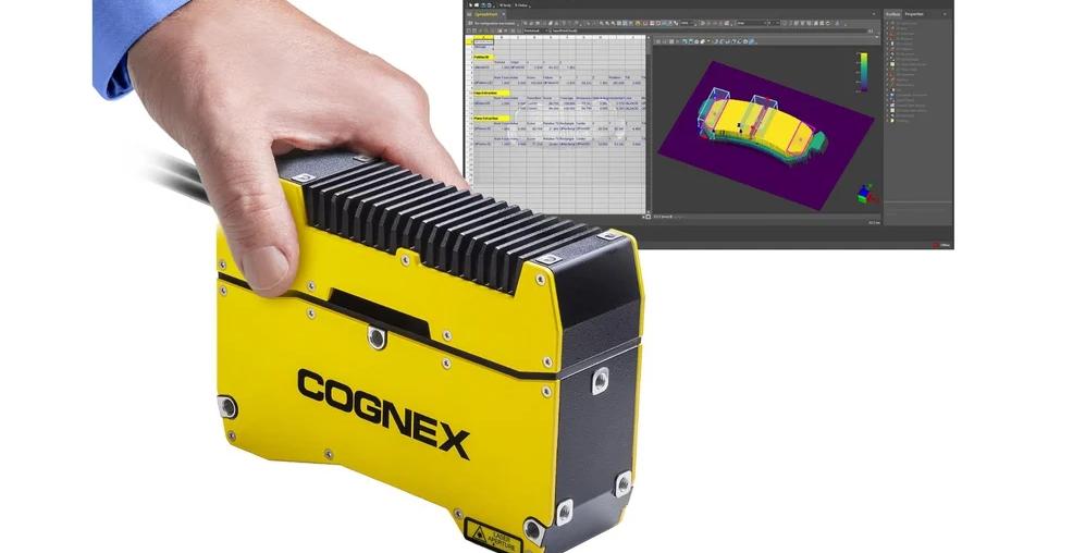Un nouveau système de vision 3D pour l'inspection automatisée