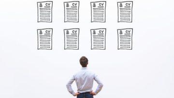Quelles sont les erreurs éliminatoires sur un CV ?