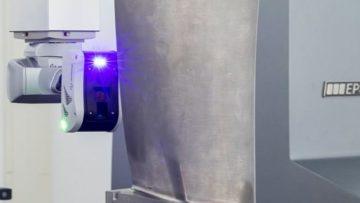 Une technologie de numérisation laser pour MMT offrant aux fabricants une inspection 70 % plus rapide