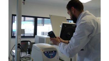 Une accréditation Cofrac pour la mesure de température dans les centrifugeuses